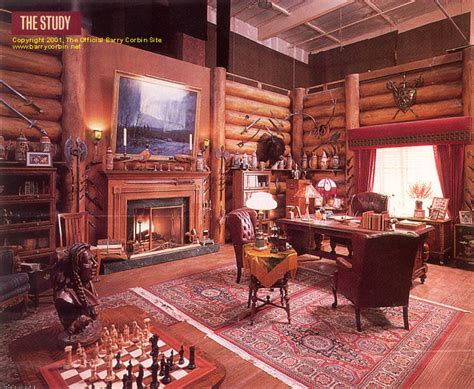 northern exposure rectangle log end the official barry corbin site maurice minnifield the