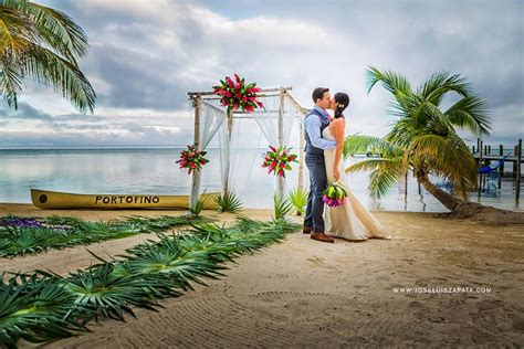 Belize Marriage Records Belize Wedding In Paradise Luxury Honeymoon Packages