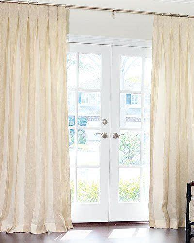 pleated sheer curtains window treatments custom sheer drapes box pleats