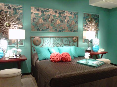 turquoise room designs may 2010
