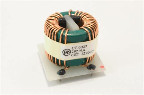 design of toroid inductor hf series toroidal power chokes cet technology