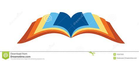 logo open book stock photos image 15347503