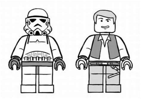 Star Wars Lego Free Coloring Pages Coloring Home Wars Lego Coloring Page