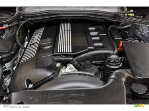 2004 BMW 3 Series 325xi Wagon 2.5L DOHC 24V Inline 6