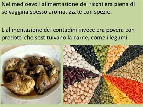 alimentazione medievale alimentazione romana medievale e preistorica
