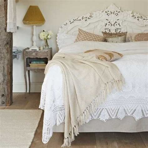shabby chic bedding vintage style shabby chic bed