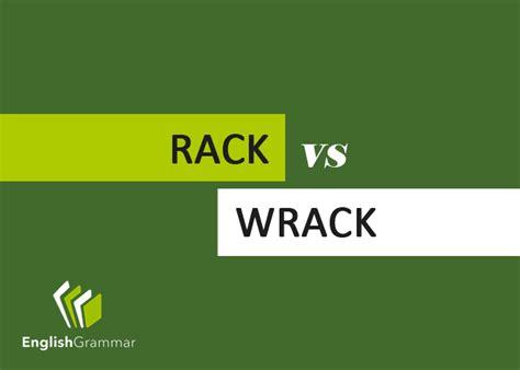 Rack Brain Definition by Rack Vs Wrack Bcep2015 Nl