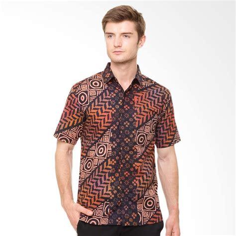 Kemeja Gradasi jual batik agrapana cap gradasi dewari kemeja batik pria