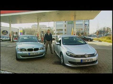 Bmw 1er Diesel Vs Benziner by Vw Golf V Gti Vs Bmw 123d Benziner Oder Diesel Der