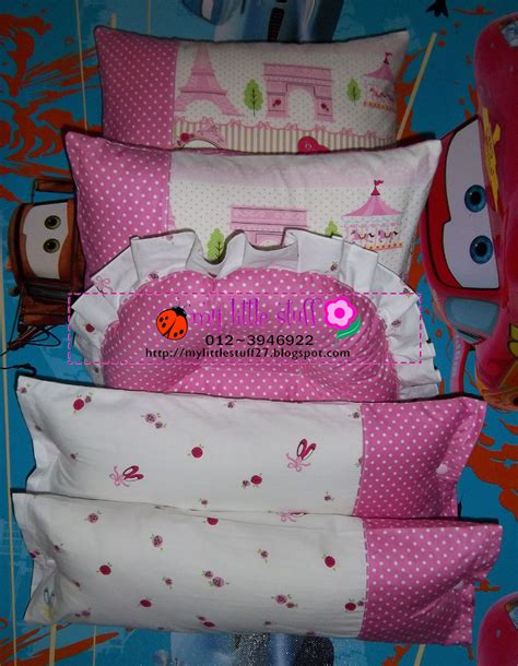 Bedong Baby Hai my stuff set bantal baby