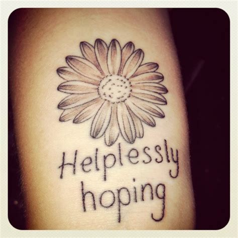 gerber daisy tattoo designs gerber daisies the words and the flowers on