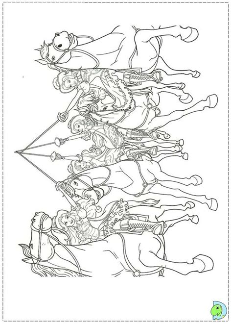 barbie musketeers coloring pages barbie and the three musketeers coloring pages coloring home