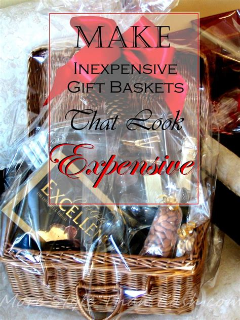 easy inexpensive gifts to make make inexpensive gift baskets that look expensive inexpensive gift learning and gift