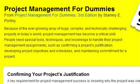Project 2010 For Dummies 50 useful tools and resources for web designers smashing