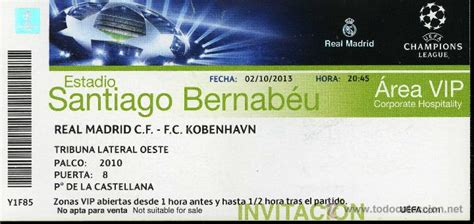 entradas para futbol real madrid entrada futbol football ticket real madrid kove comprar