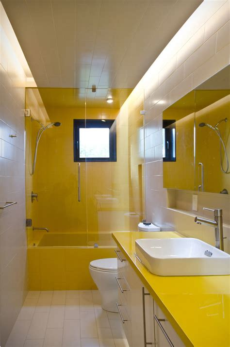Attrayant Salle De Bain Vitaminee #5: salle-de-bain-jaune-35.jpg