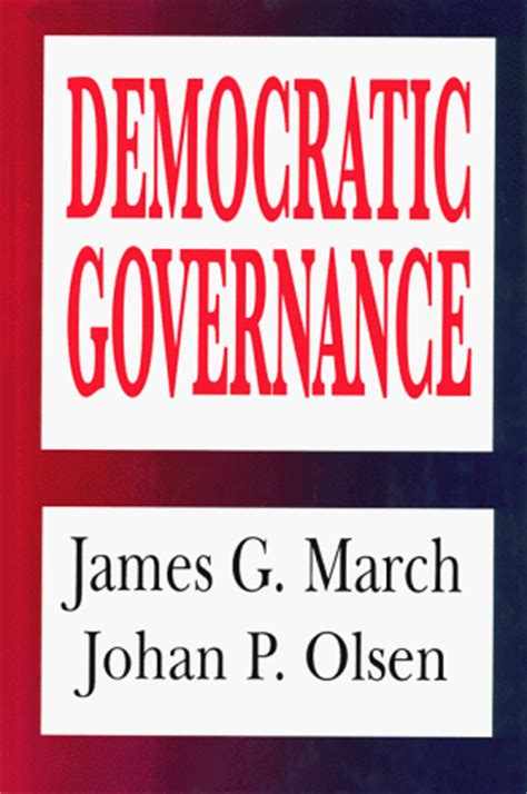 Stanford Mba Nonprofit Governance by Democratic Governance Stanford Graduate School Of Business