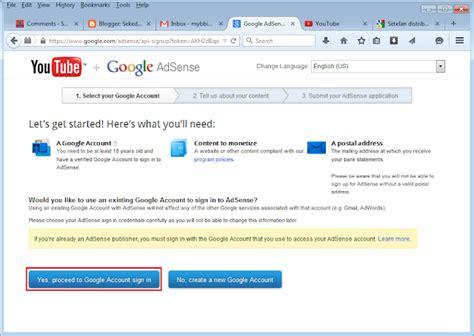 google adsense tutorial romana youtuber for step by step melakukan monetisasi video