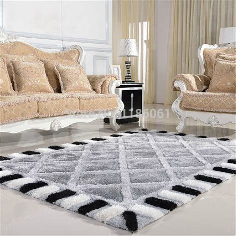Living Room Carpet For Sale Aliexpress Buy Sale Plaid Modern Carpet For