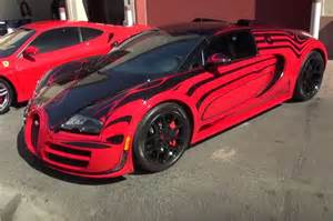 How Fast Does The Bugatti Veyron Sport Go This Bugatti Veyron Hit 230 Mph On An Idaho Freeway