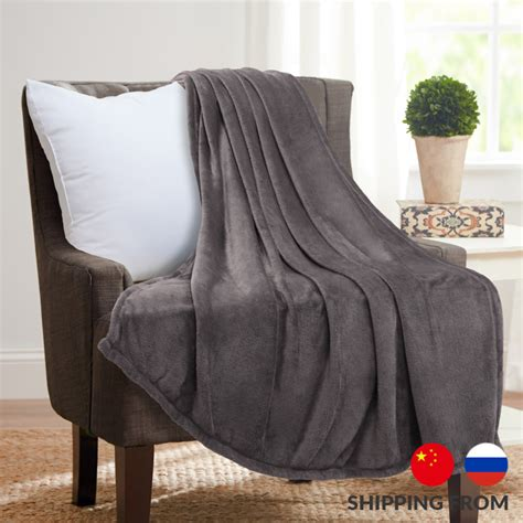 Thro Comforter by Warm Flannel Blanket Coral Plaid For Sofa Air Throw Travel Flannel Blanket For Beds Throws