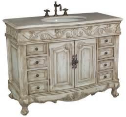 Antique vanities antique bathroom vanity b2863aw lc3 bath vanity