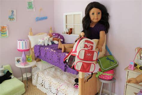 american girl bedroom american girl dollhouse bedroom ag rooms pinterest