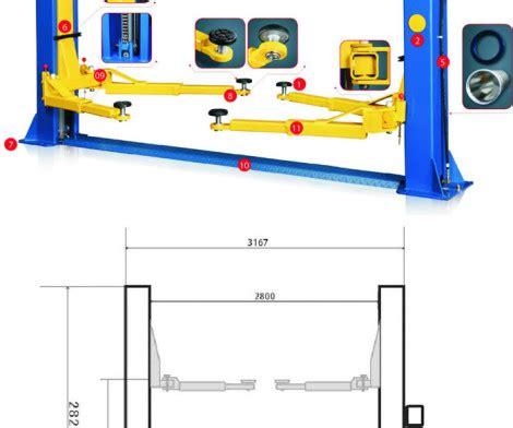 2 post car lift wiring diagram wiring diagram manual