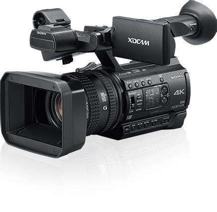 sony présente la toute nouvelle caméra professionnelle