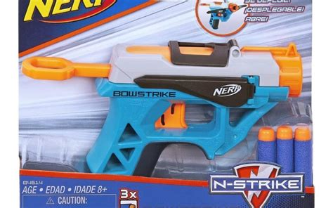 Nerf Nstrike Bowstrike pistol archives nerf gun attachments
