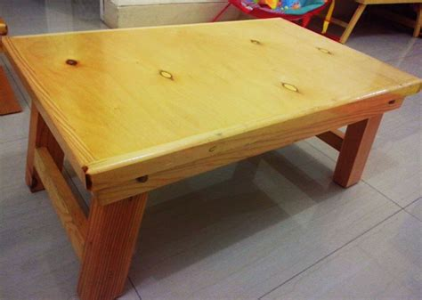 Meja Kayu Belanda jual meja belajar lesehan kayu jati belanda murah di lapak