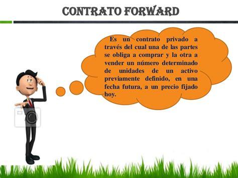 forward a contratos forward