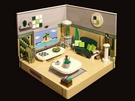 lego furniture for rooms 10 images about lego interiors on lego