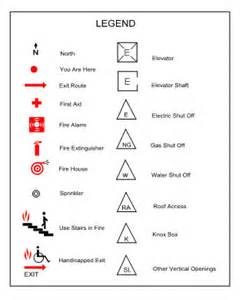 emergency light cad symbols