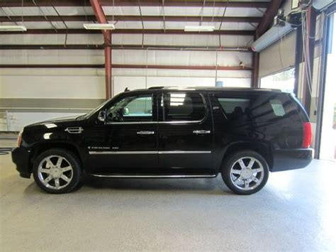 2007 cadillac escalade engine for sale purchase used 2007 cadillac escalade esv excellent