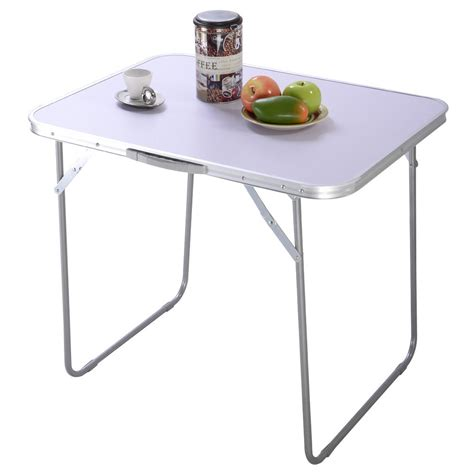 Sekop Lipat Portable Outdoor Small portable folding table in outdoor picnic dining