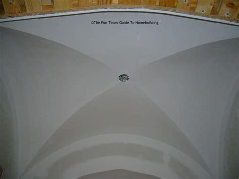 Groin Ceiling Groin Vault Ceiling Not Your Typical Ceiling