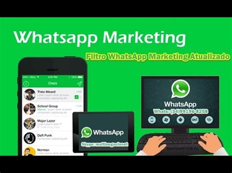 tutorial whatsapp marketing full download whatsapp hack for android iphone pc