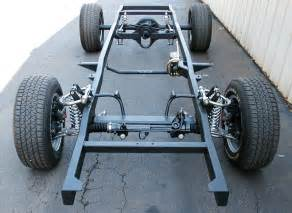 Ford Chassis 1935 1941 Chassis Ford Fabrication