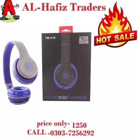 Beats Tm 019 Bluetooth Headphone other electronics items archives gwadar city