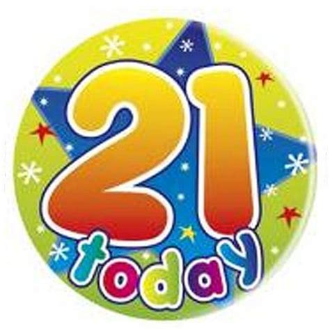 21 Best Images About 21 birthday pictures clipart best