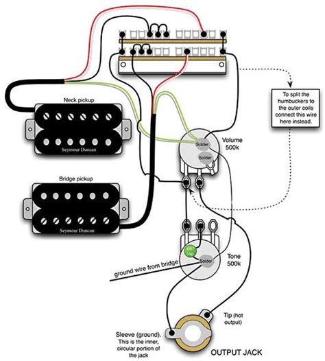 84 best guitar wiring diagrams images on