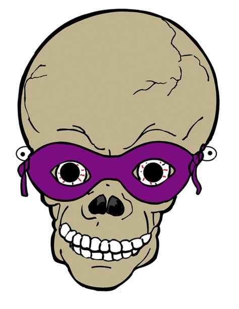 printable zombie masks 17 best images about halloween maskers on pinterest