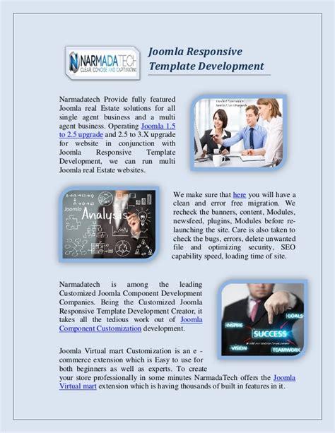joomla template development spectacular joomla responsive template development