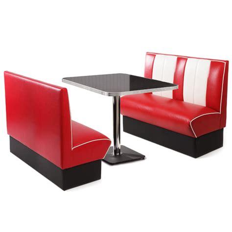 Diner Furniture by Retro Diner Booth Set Diner Seating Retro Furniture Buy At Barmans