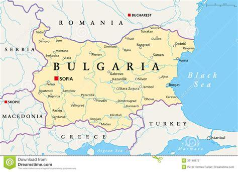 map of bulgaria heading for bulgaria cami 209 o a bulgaria