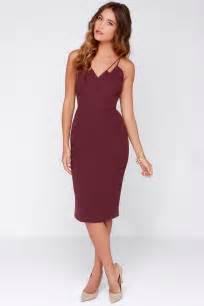 keepsake skinny love burgundy midi dress at lulus com