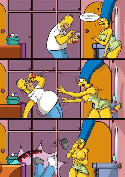 Los Simpsons Valentine Comic Xxx Full Color Poringa