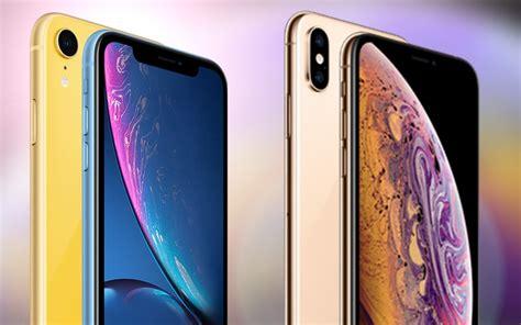 iphone xs xs max et xr date de sortie prix et fiche technique phonandroid