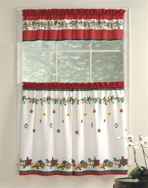 christmas curtains ideas lovable christmas curtain designs home designing
